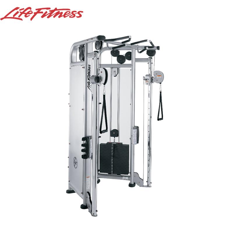 力健Life Fitness CMDAP 可调式双滑轮多功能训练器
