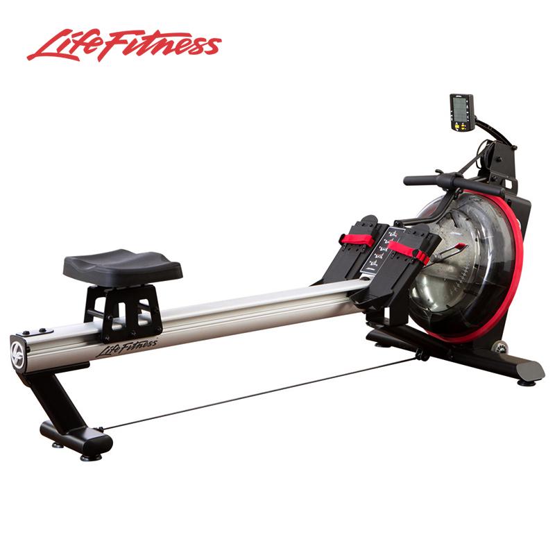 力健Life Fitness Row GX 团队训练划船机